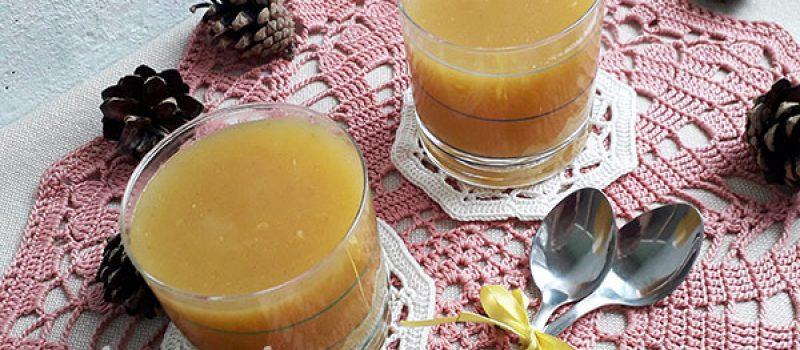 Кисель из тыквы: рецепт с фото