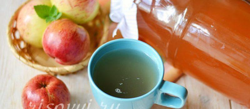 Яблочный сок на зиму: рецепт с фото