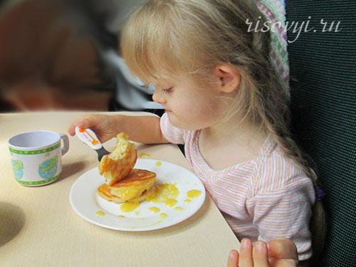 Оладьи на рисовой муке с маком - рецепт пошаговый с фото