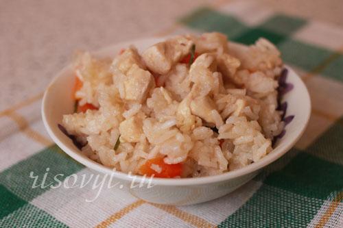Как приготовить вкусный плов с курицей в духовке?